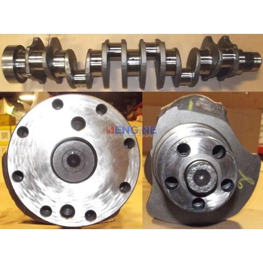 Crankshaft Reman Fits Cummins® L10 0.10 Rods / 0.10 Mains 6 Cyl Diesel 3819624