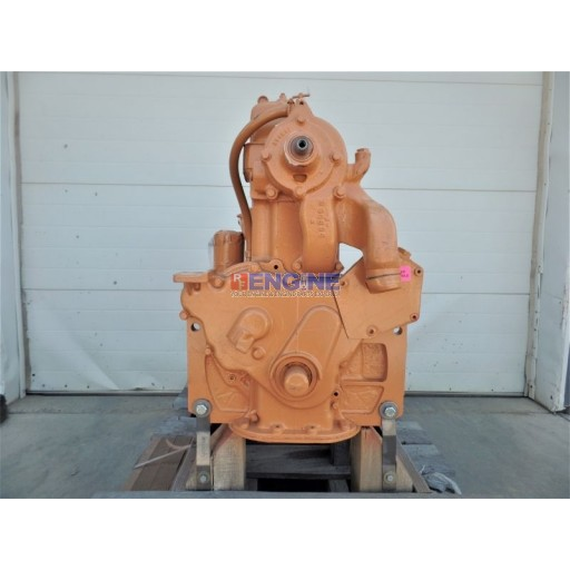 Case 504BDT Engine Long Block Reman Old Stock 5AR77835R Sold As Is