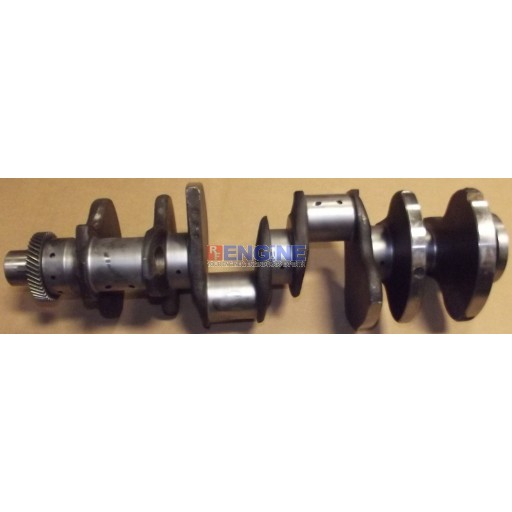 Crankshaft Remachined International 345 151327, 151328 Stroke: 3.66' Rod: 2.374'