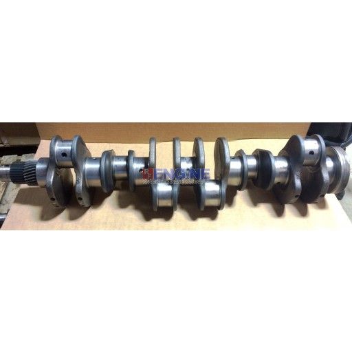 "International IH 466E Crankshaft Remachined 3C1, 1830596C91 OEM Stroke: 5.35"""