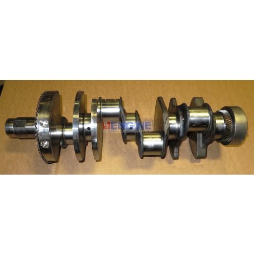 "International Crankshaft Remachined VT365 9610C2 Stroke: 4.13"" Rod: 2.716"""