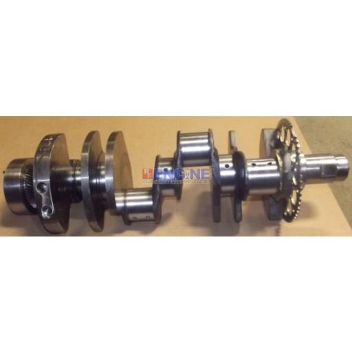 Crankshaft Remachined International 6.0L 365 9610C2 30/30 Rods Mains