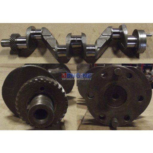 Remachined Crankshaft 0.10 Rods / 0.20 Mains Waukesha 129 4 Cylinder Gas 66 180