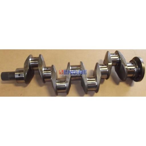 Crankshaft Remachined Perkins 318 31315952 For crankshafts with splined neck