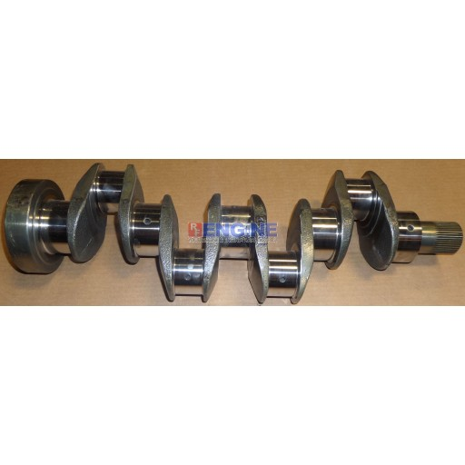 "Crankshaft Remachined Perkins 236 248 3131599F Stroke: 5.00"" Rod: 2.499"""