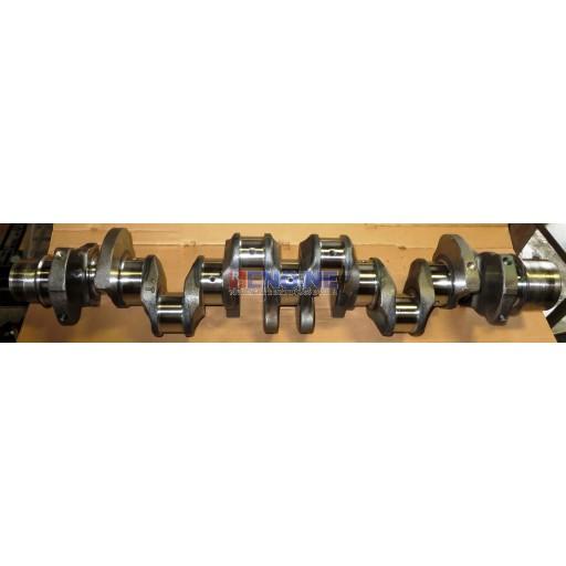 "Mitsubishi Crankshaft Remachined 6D16 7.5L 7T Stroke: 4.52"" Rod: 2.7529-2.7539"""