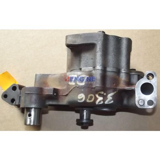 Oil Pump Good Used Caterpillar 8N8635 3306