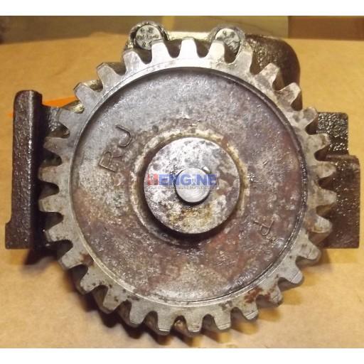 Oil Pump Good Used Case A57488 W10B 401