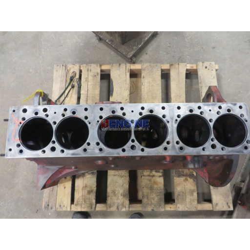 Case 504 Engine Block