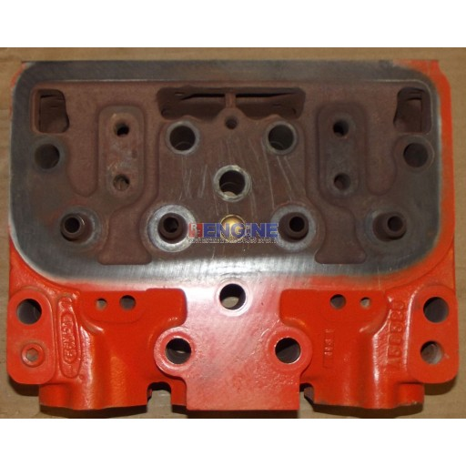 Cylinder Head Remachined Case 336 451 504 2 Cyl Diesel CN: A58525 BARE HAS SOME