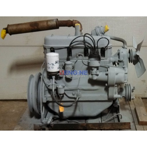 Allis Chalmers Engine Good Running 226 S/N: 17-45438 Compression Tested