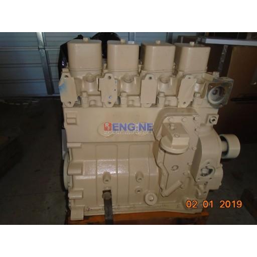Cummins 4B Engine Long Block