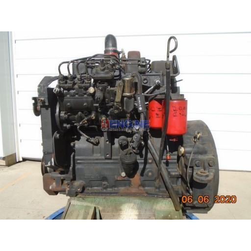 Cummins 4BT 3.9L Engine Complete Good Runner HCN: (S3.25) 3933370