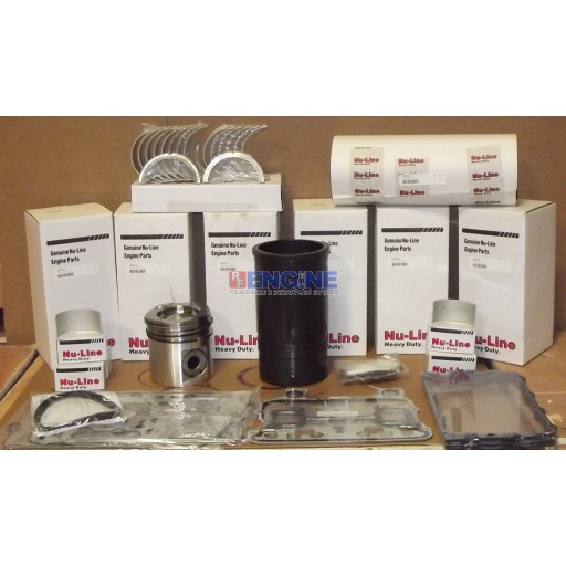 Fits Cummins In Frame Overhaul Kit N14 High Compression