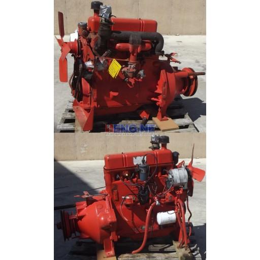 Good Running Engine Case 201 4 Cylinder GAS S/N: 2632224 CNTRL: CMO0812GR