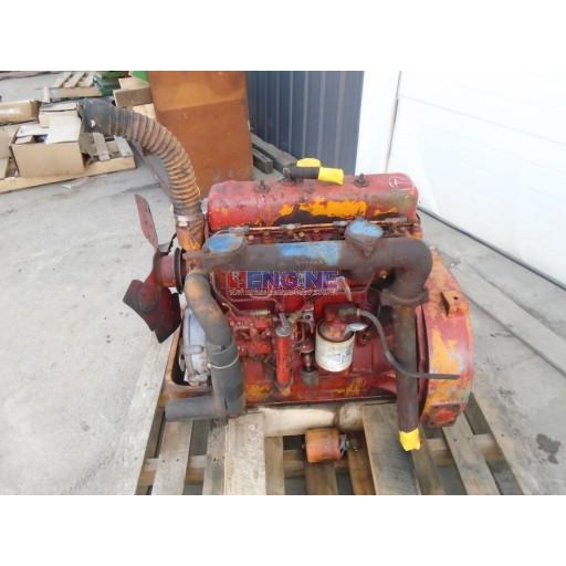 Case G188D Engine Complete