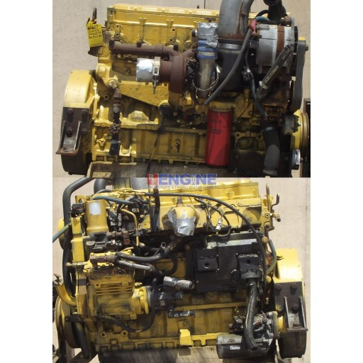 Caterpillar Good Running Engine 3126 6 Cylinder Diesel CMY0211GR Customer will n