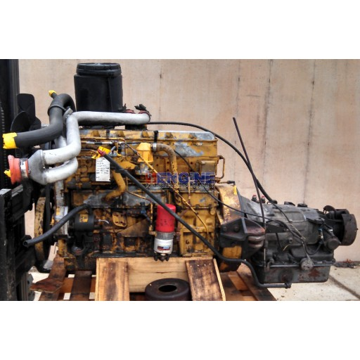 Caterpillar Engine Good Running 3116 T S/N: 9GK24584 AR#: 121-7766