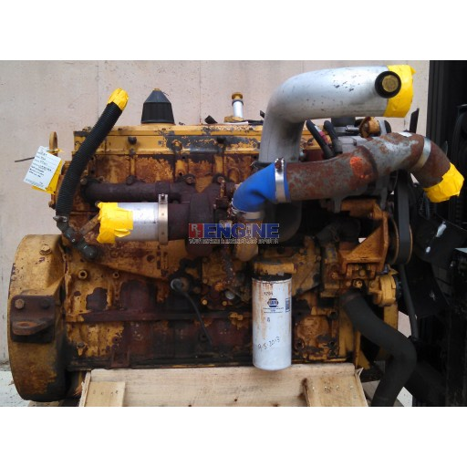 Caterpillar Engine Good Running 3126 S/N: HEP06941 BLOCK: 126-5923 AR#: 226-7051