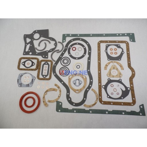 David Brown AD4/49,AD4/55,AD4/55T Gasket Set Lower