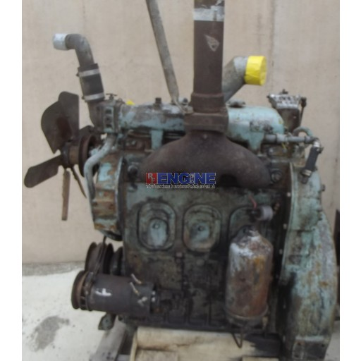 Detroit Diesel Engine Good Running 3-71 NAT
