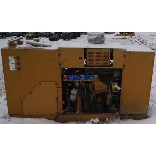 Detroit Diesel Engine Good Running 4-53 NAT S/N: 4D-34842 BLOCK#: 5125424