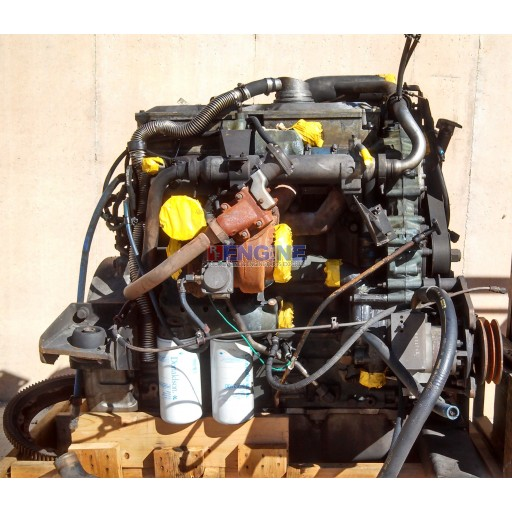Detroit Diesel Engine Good Running 50 Series T S/N: 04R0035835 BLOCK: 23519299
