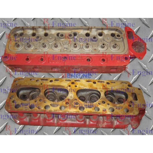 Cylinder Head Reman Continental 223 4 Cyl Gas CN: E223A500 Bare New guides