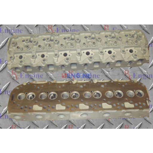 Cylinder Head Reman Ford / Newholland 6 Cyl Diesel CN: E3NN6090AA BARE