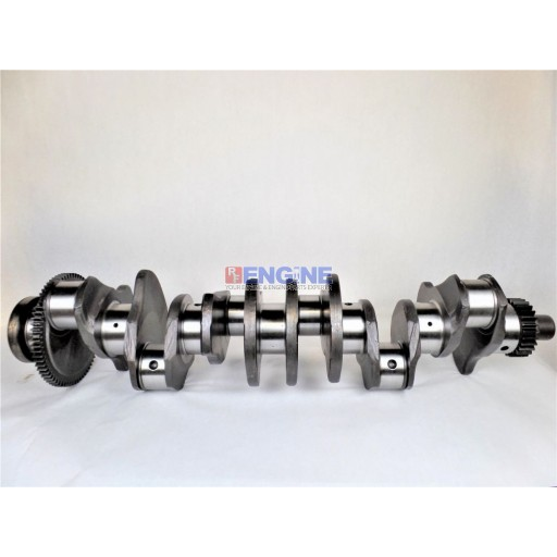 John Deere 6090, 9.0L OEM Crankshaft Remachined 11/11 Rods/Mains RE540429