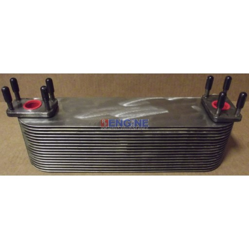 Oil Cooler Recondition Case 504 F6166-61-2310R