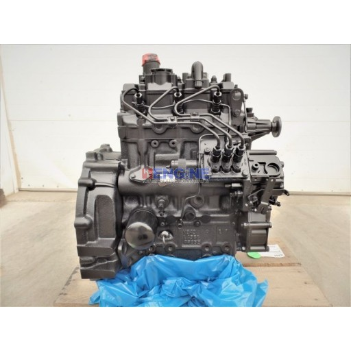 Shibaura J843 Engine Complete Reman Old Stock F87298918R Sold As Is