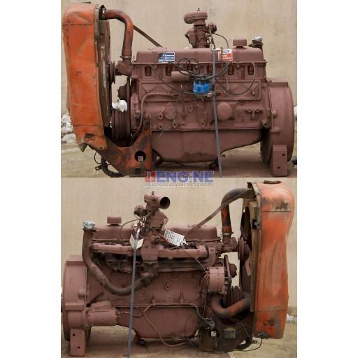Ford Engine Good Running 300 S/N: N/A CNTRL: CMO0812GR Test Ran 10/1/12: Comp