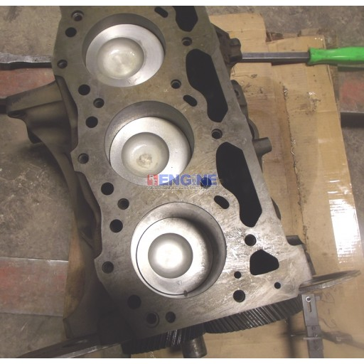 Short Block Remachined Ford / Newholland T183  Ser: C733666 Blk: E2NN6015AA
