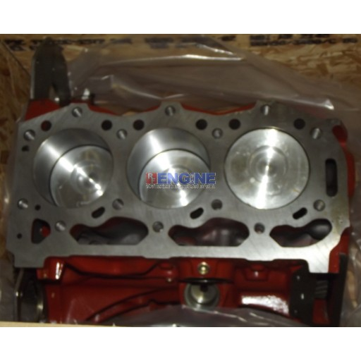 Ford / Newholland 192 Web Short Block