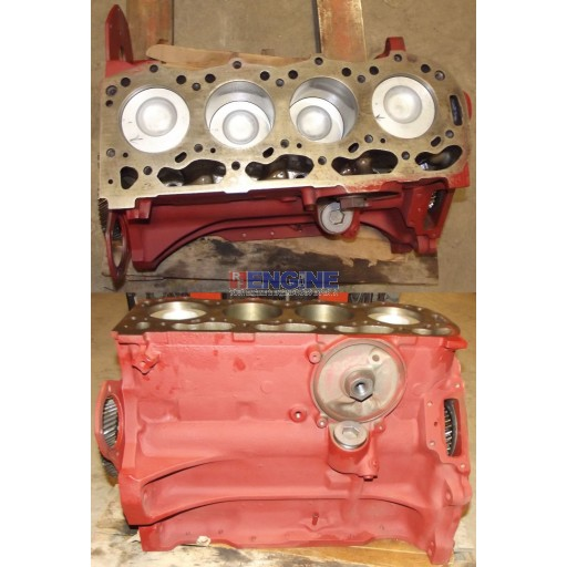 SHORT BLOCK, REBUILT - FORD / NEW HOLLAND 233