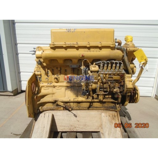 Ford / Newholland 456TA, 7.5L Engine Complete Mechanics Special Non Running Core