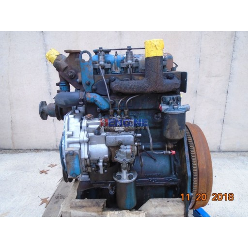 Ford / Newholland F3.144 Engine Complete