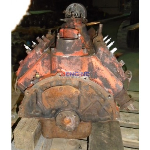 Ford / Newholland Flathead V8, 239 Engine Long Block