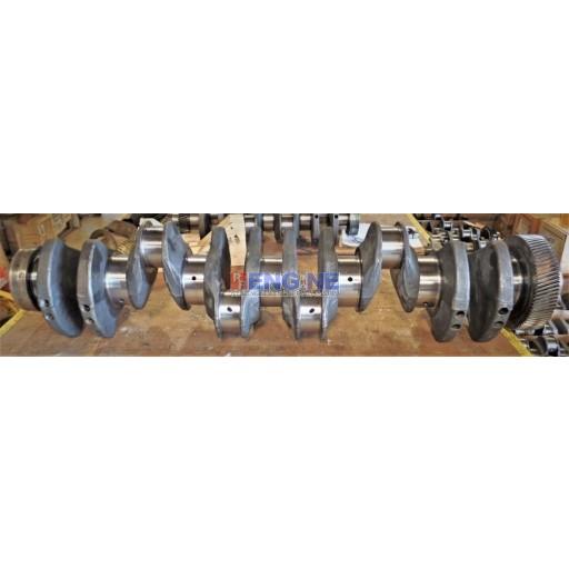 Caterpillar 893, 3406A, 3406B OEM Crankshaft Remachined 50/50 Rods/Mains 7C4859
