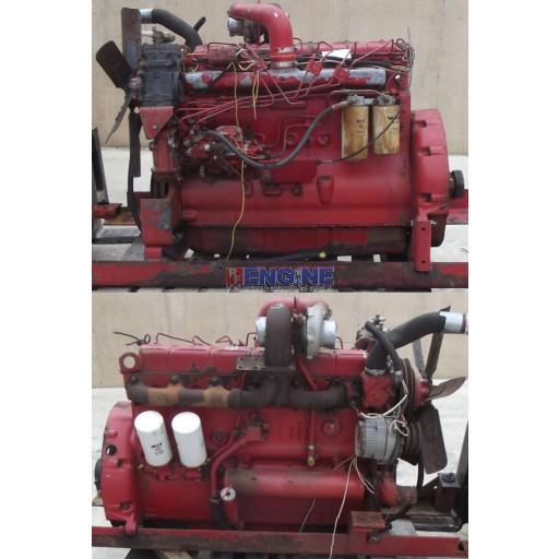 International Engine Good Running 414 T 6 Cyl Diesel S/N: 414TF2U04009C