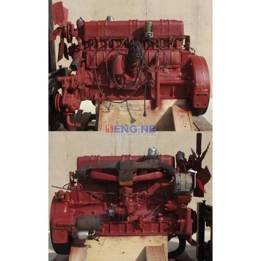 International Engine Good Running 263 6 Cyl GAS S/N: 104894 CNTRL: BLK# 532880R1
