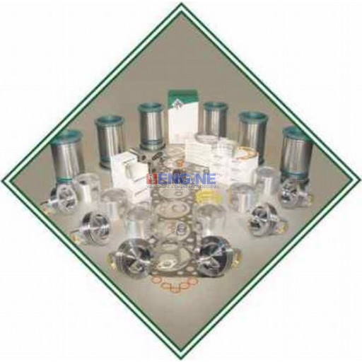 Caterpillar In Frame Overhaul Kit 3126 Alum Piston