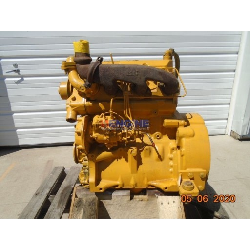 John Deere 3.179D Engine Complete Good Runner ESN: CD3179D964652 MDN: 3179DF