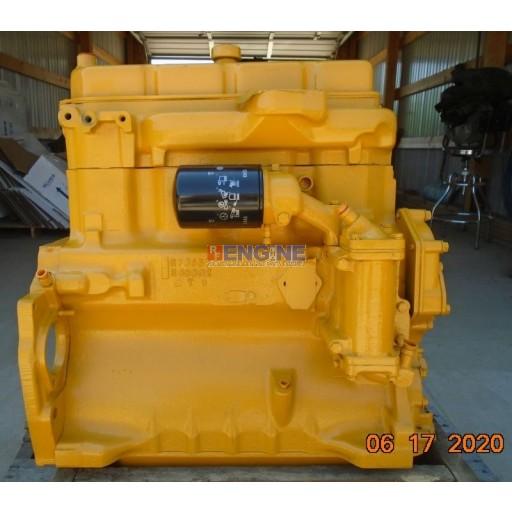 John Deere 4.276T Engine Long Block Reman BCN: R73657 HCN: R54560