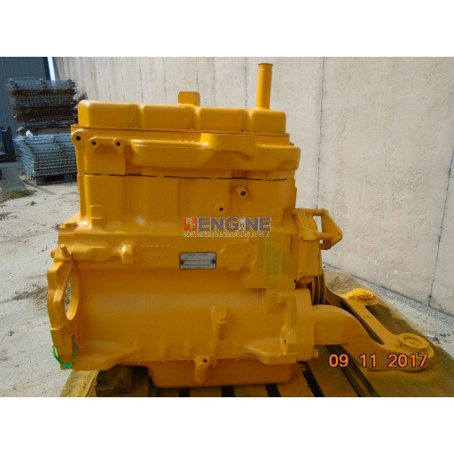 John Deere 276T Engine Long Block