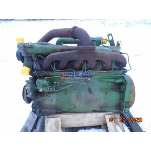 John Deere 6.329D Engine Complete Good Runner ESN: 431603T MDN: 6329DH03
