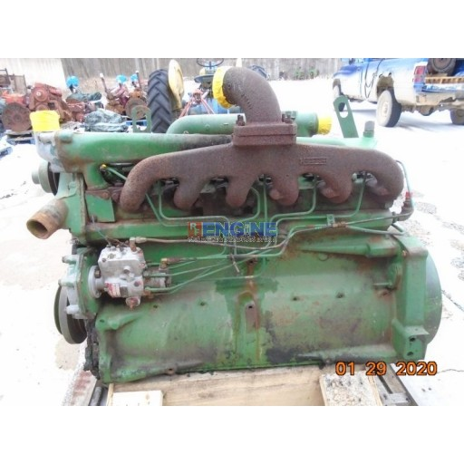 John Deere 6.329D Engine Complete Good Runner ESN: 330609T MDN: 6329DH01