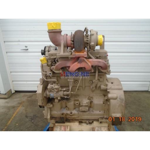 John Deere 4045 PowerTech Engine Complete