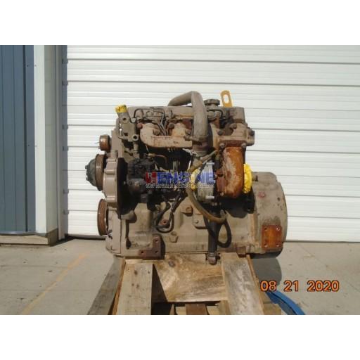 John Deere 4045T Engine Complete PowerTech Good Runner BCN: R504849